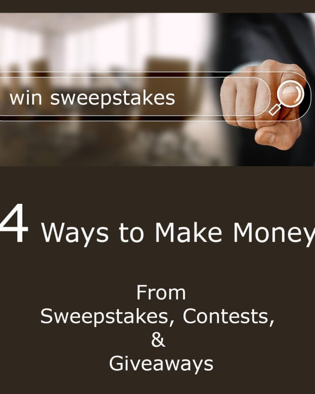 make-money-from-sweepstakes