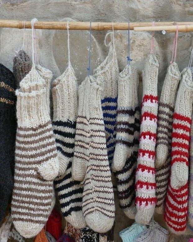 knitting-scrappy-socks