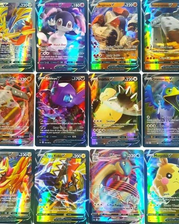 best-v-pokemon-cards