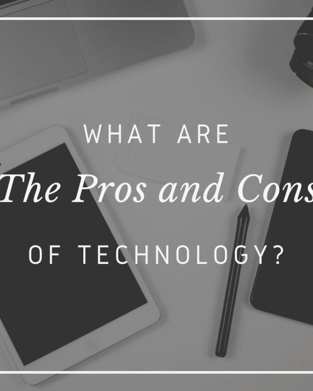 the-advantages-and-disadvantages-of-technology