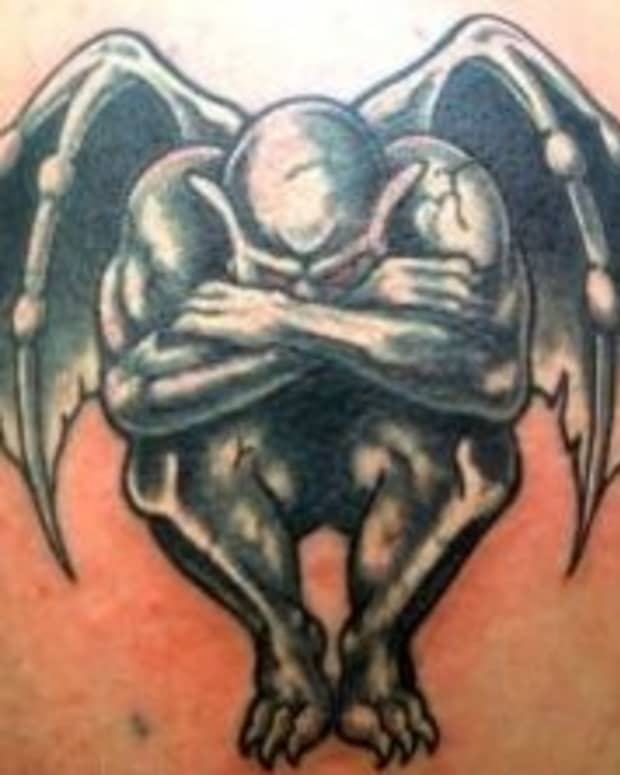 tattoo-ideas-gargoyle-tattoos