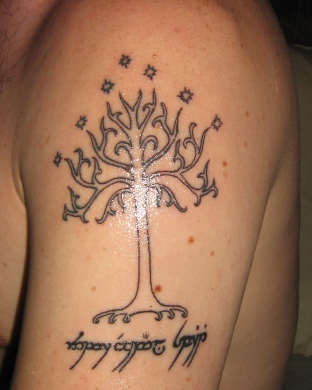 lordoftheringstattoos