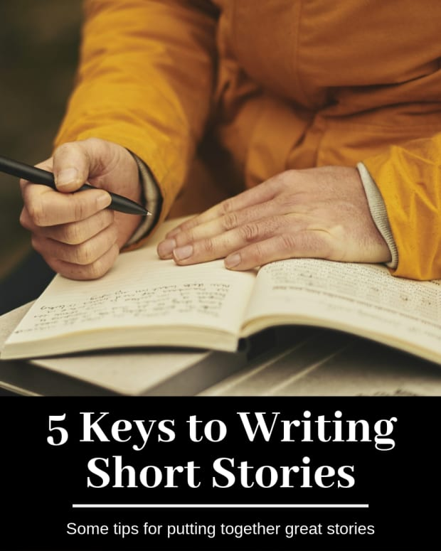 five-key-elements-of-writing-a-short-story