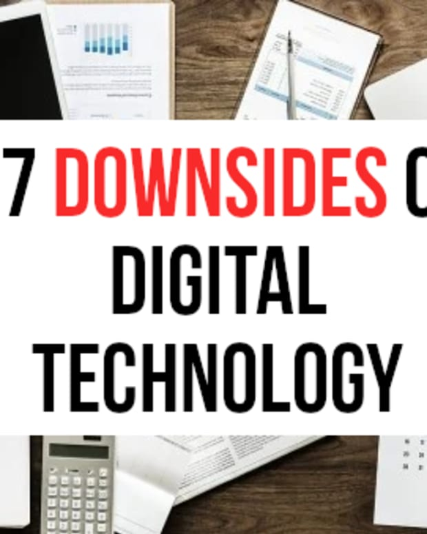 disadvantages-of-digital-technology