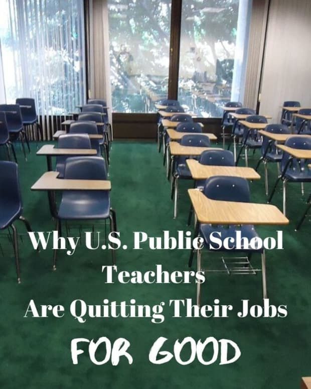 why-are-teachers-quitting
