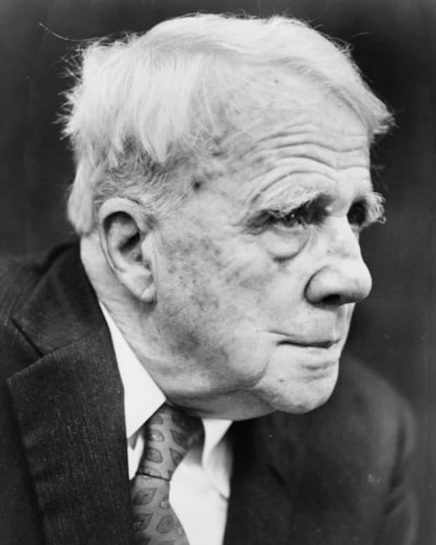 Robert Frost - Library of Congress