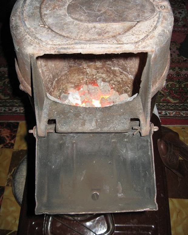 how-to-start-a-coal-burning-stove
