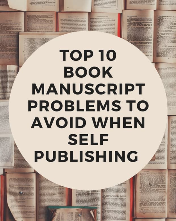 book-manuscript-problems-to-avoid-when-self-publishing-top-10