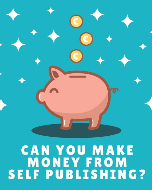 can-you-make-money-from-self-publishing
