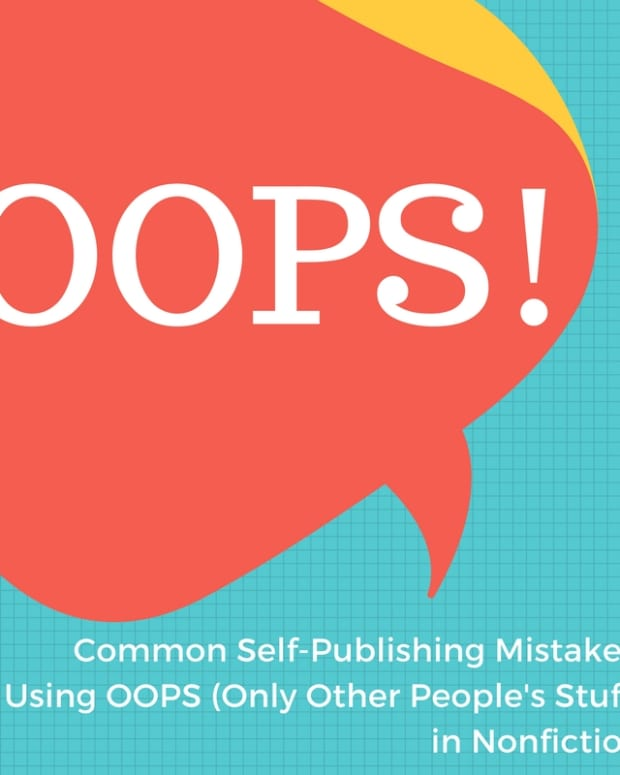 common-self-publishing-mistakes-using-oops-only-other-peoples-stuff-in-nonfiction