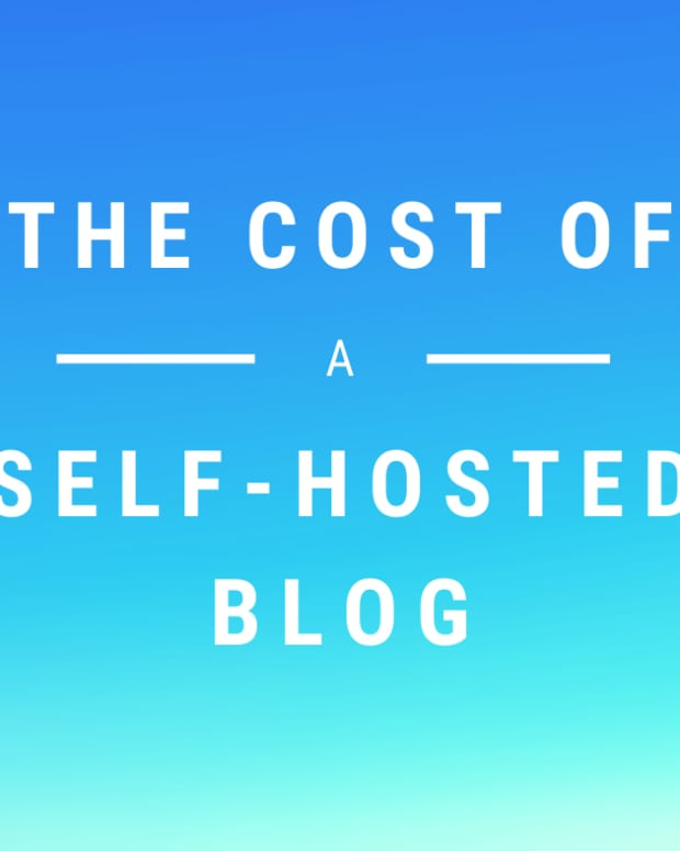 cost-of-a-self-hosted-blog