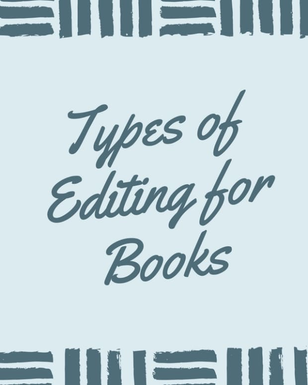 types-of-editing-for-books
