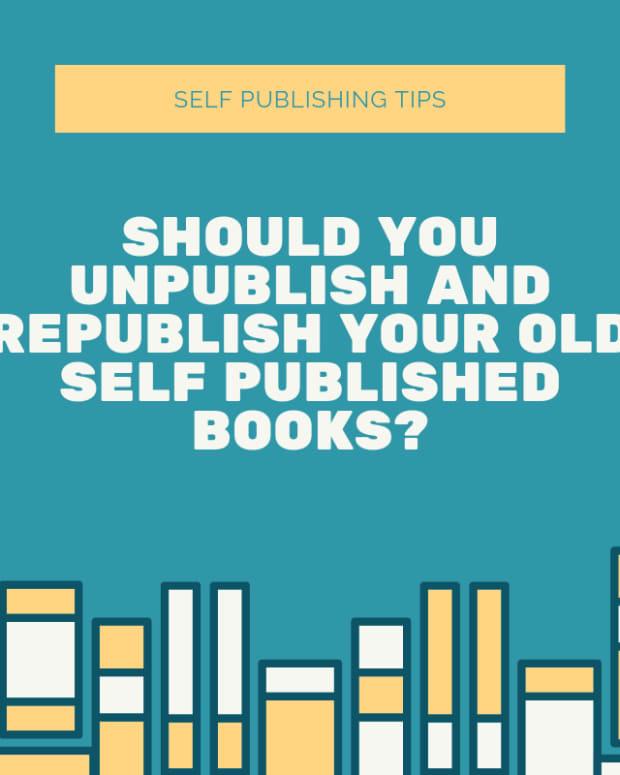 self-published-books-should-you-unpublish-and-republish-old-books