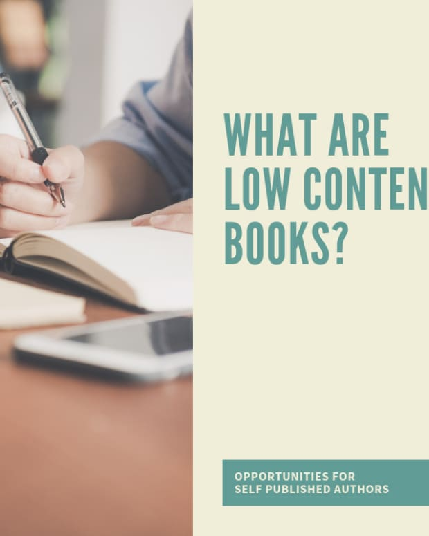 what-are-low-content-books