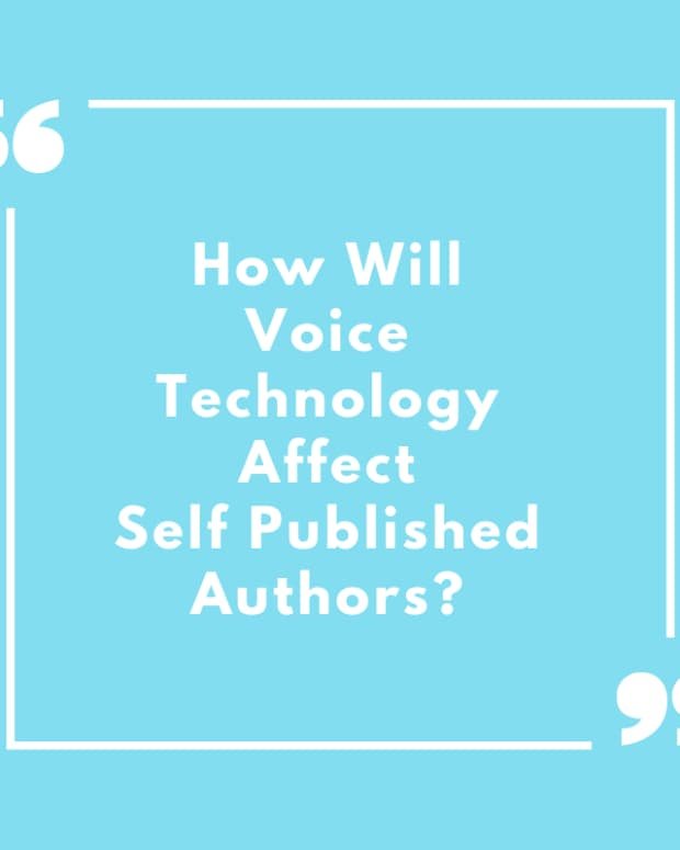 how-will-voice-technology-affect-self-published-authors