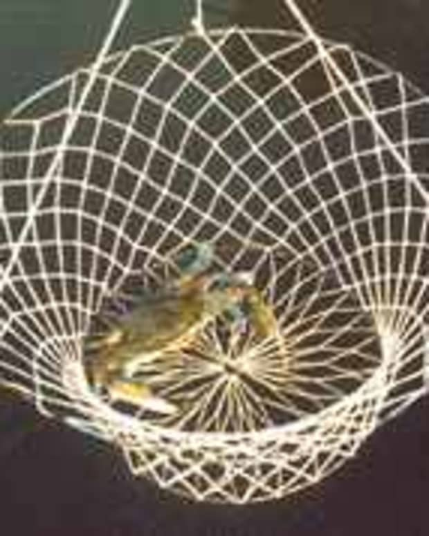 Crab Ring Net