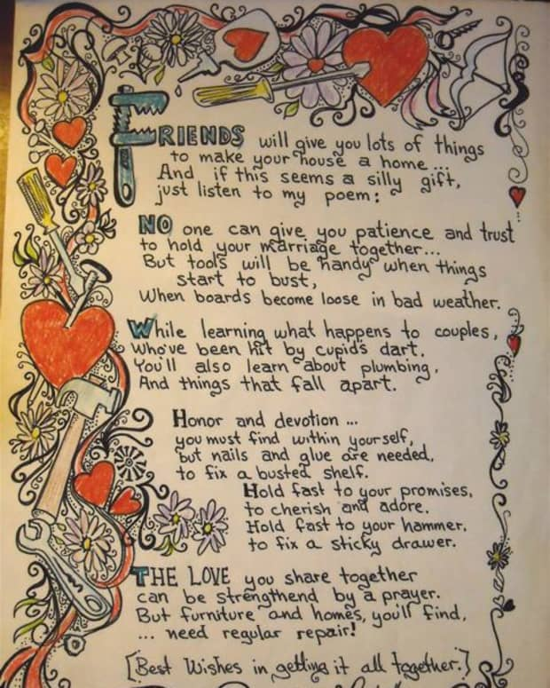 My original art and poem. Do your own version, with my compliments.
