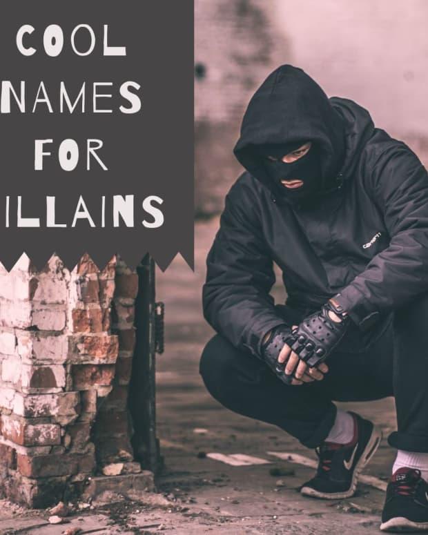 cool-villain-names