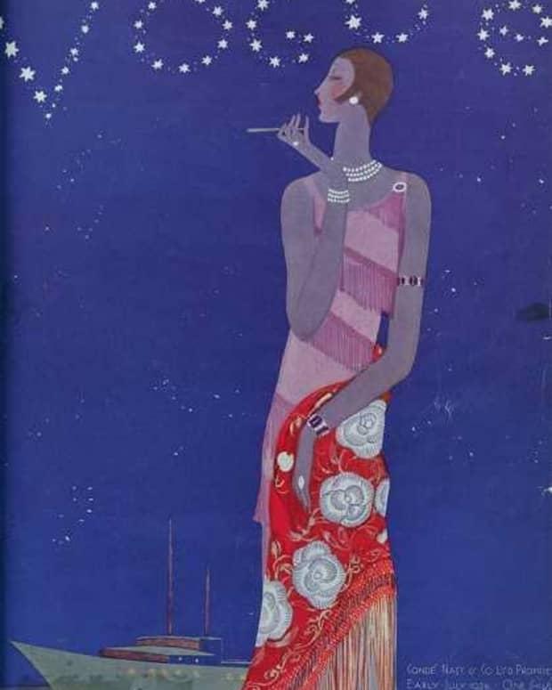 1926 cover of Vogue magazine