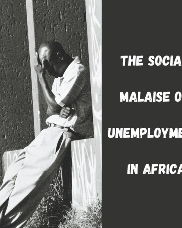 the-social-malaise-of-unemployment-in-africa