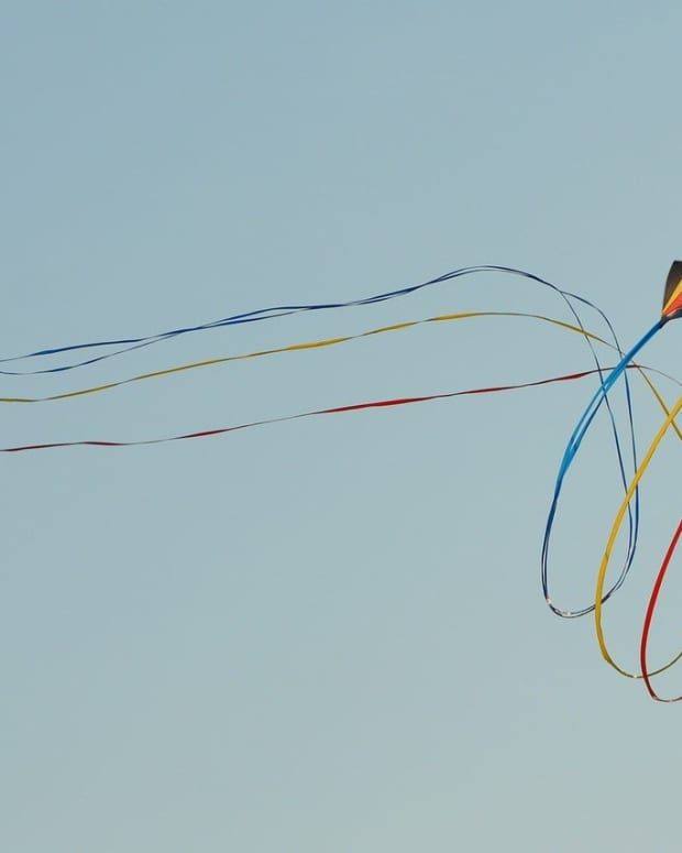 kite-and-string