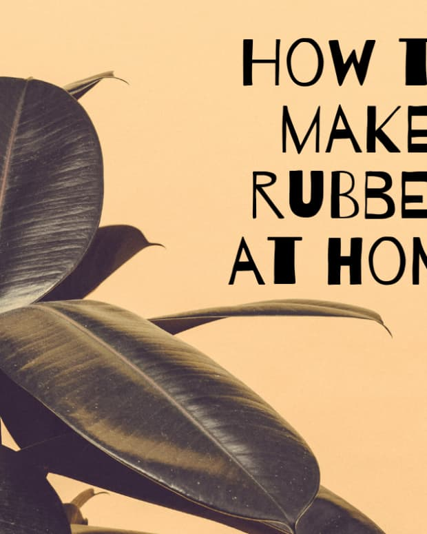 how-to-make-rubber-at-home