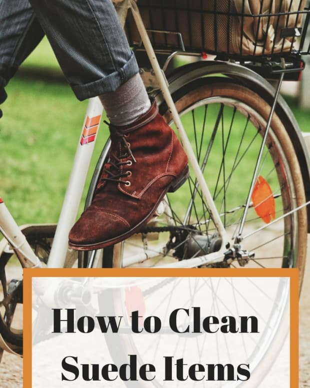 how-to-clean-suede