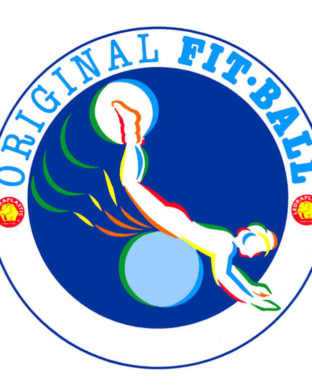 FIT-BALL is a registered trade mark of Ledraplastic spa., Osoppo/Italy