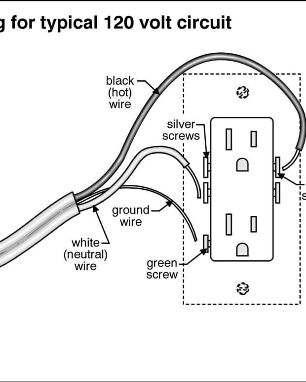 Power Plug Wiring Diagram - Database