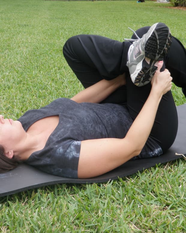 stretching the piriformis muscle