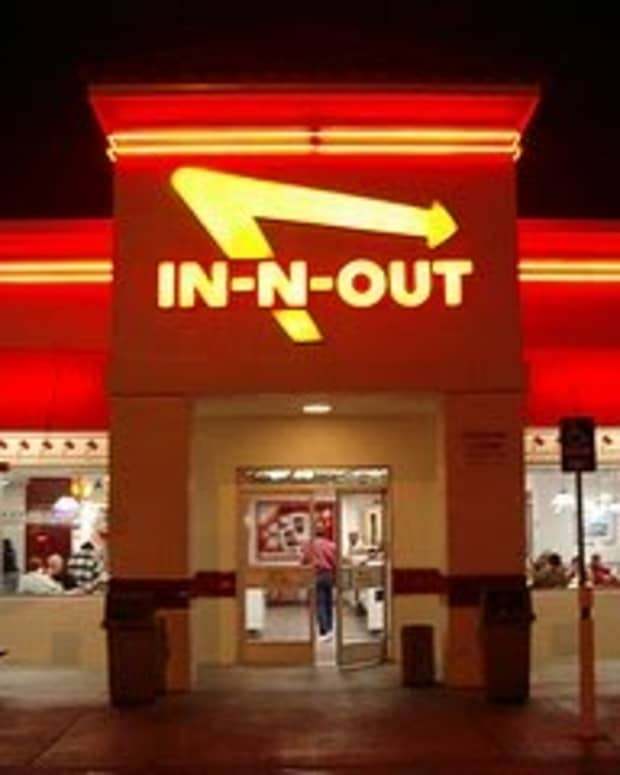 In-N-Out Burger generally has a clean and friendly environment if you are in need for food or other business.