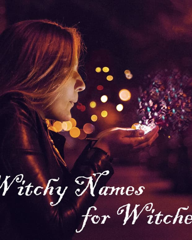 witch-names