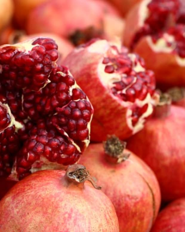 pomegranates-benefits