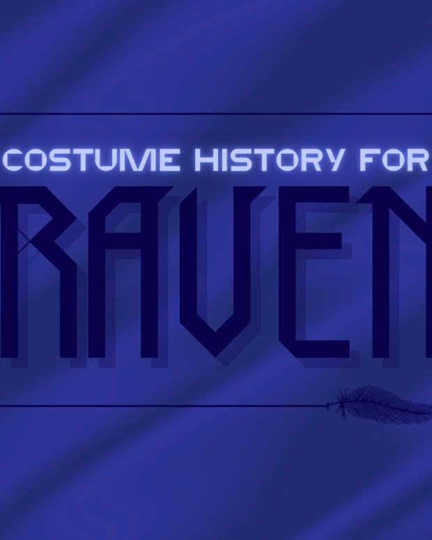 raven-costume-history
