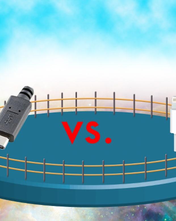 USB Type C vs Lightning