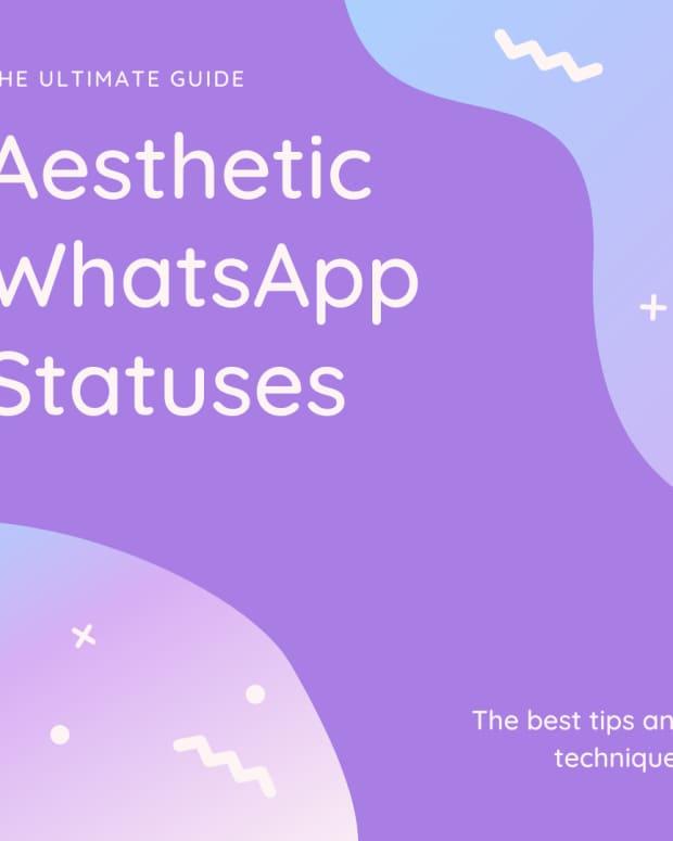 aesthetic-whatsapp-statuses
