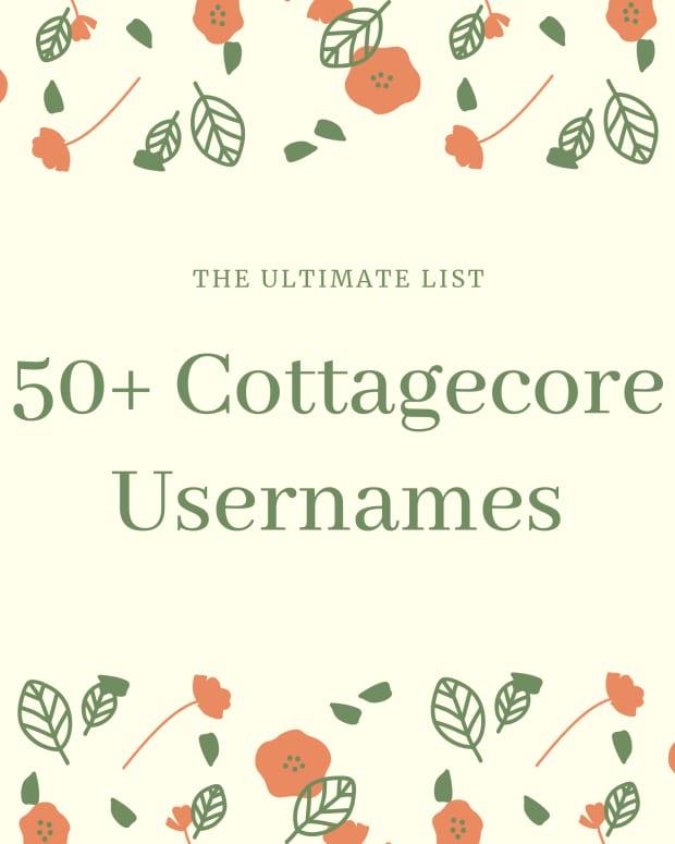 cottagecore-usernames
