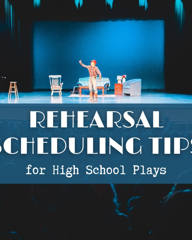 how-to-direct-a-high-school-play-rehearsals