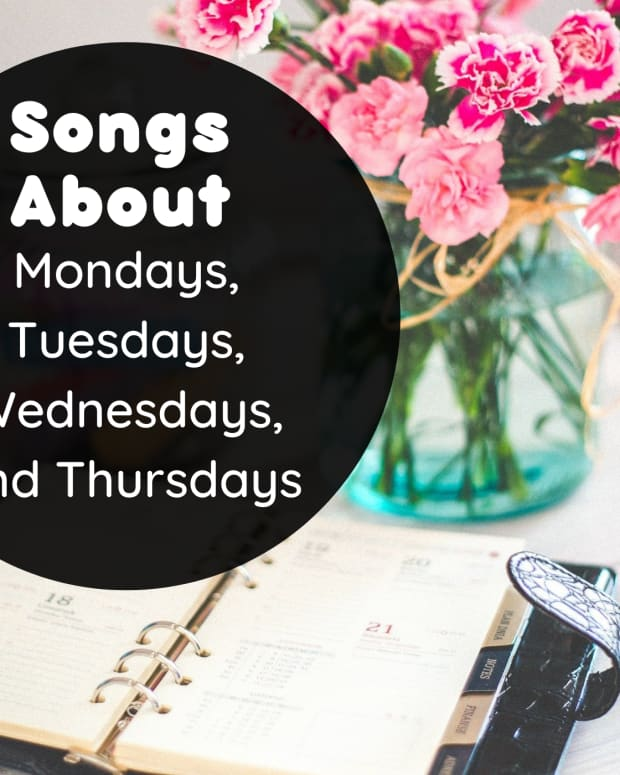 pop-rock-and-country-songs-about-monday-tuesday-wednesday-and-thursday