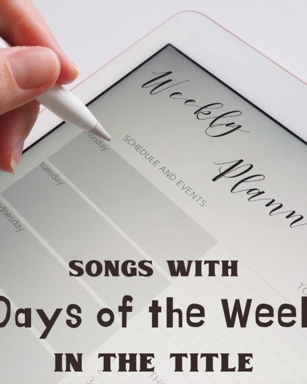 100-best-songs-with-days-of-the-week-in-the-title