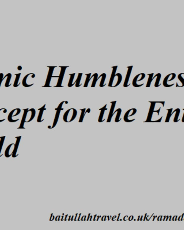 islamic-humbleness-concept-for-the-entire-world