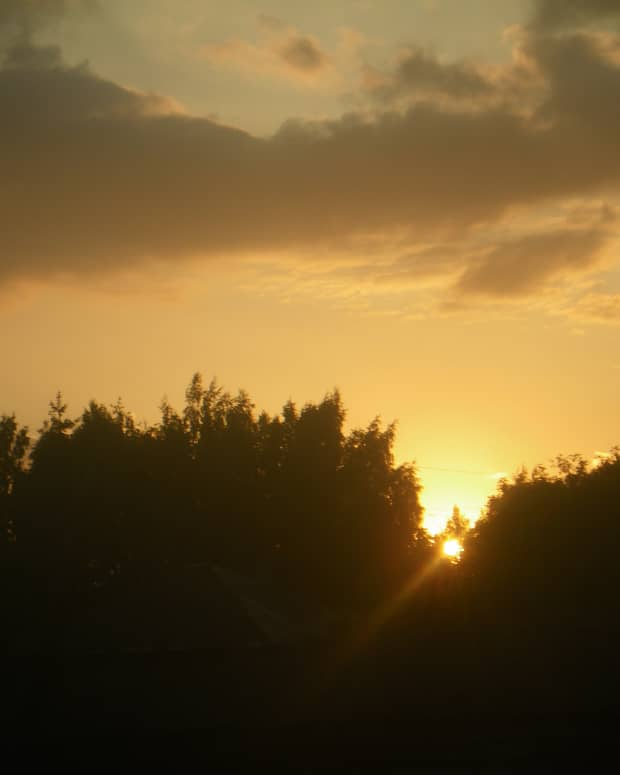 many-a-golden-sunset