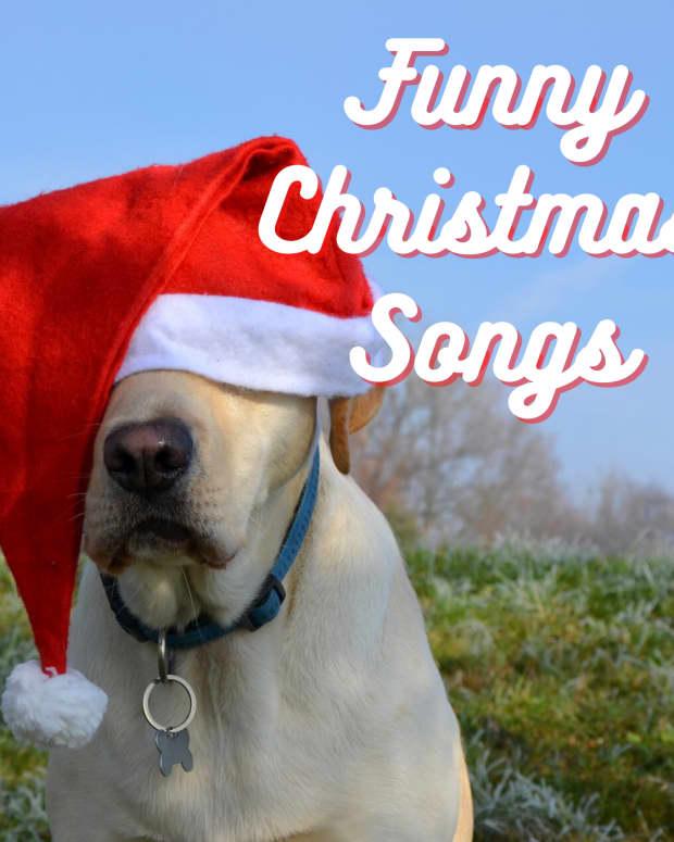funny-christmas-songs-playlist