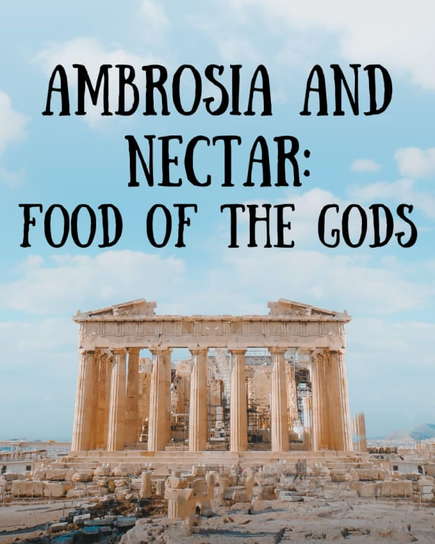 ambrosia-and-nectar-food-and-drink-of-the-gods