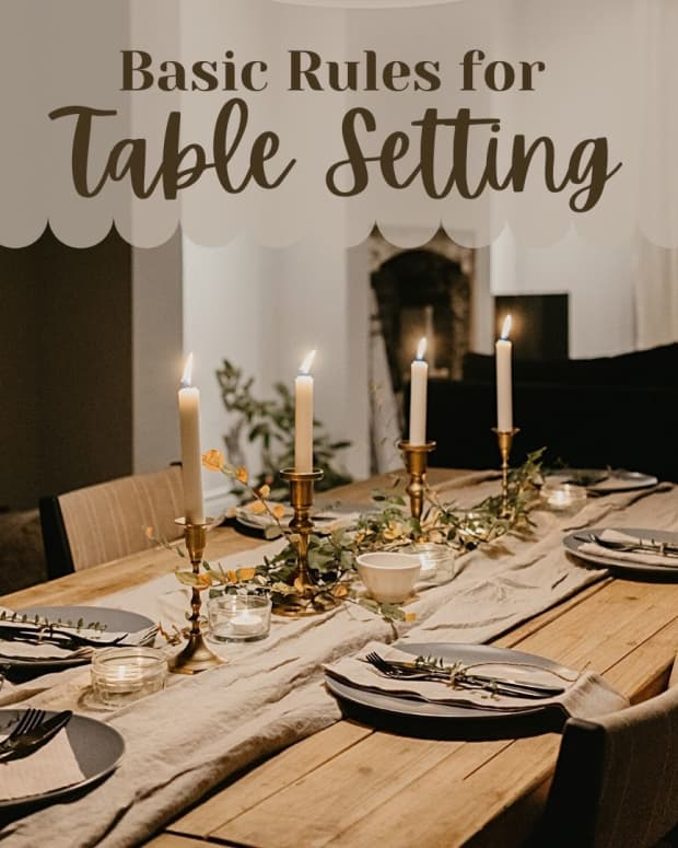 setting-a-dining-table