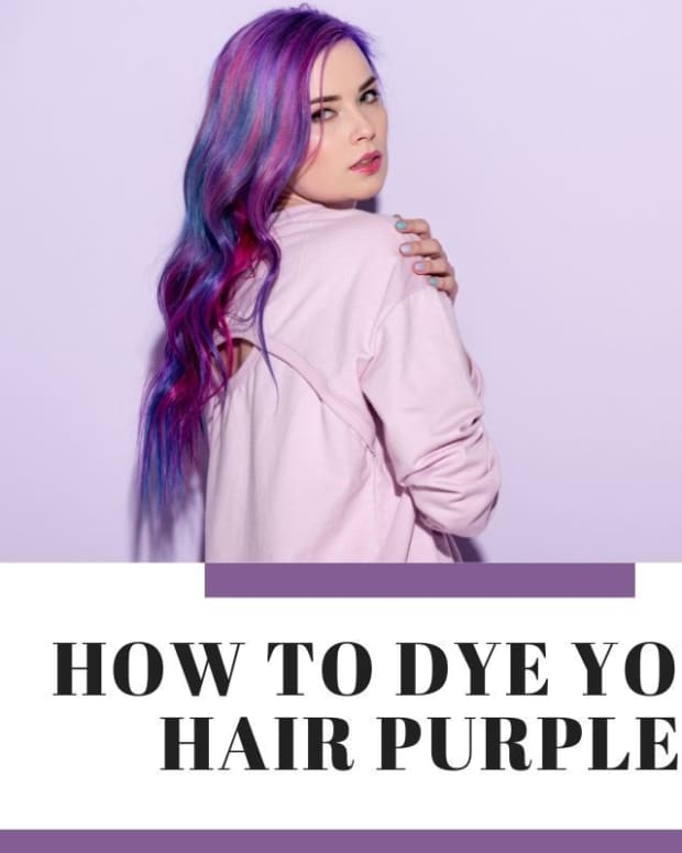 how-to-dye-your-hair-purple