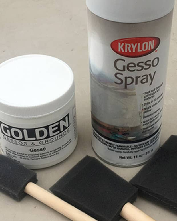 how-to-use-gesso-in-papercrafts