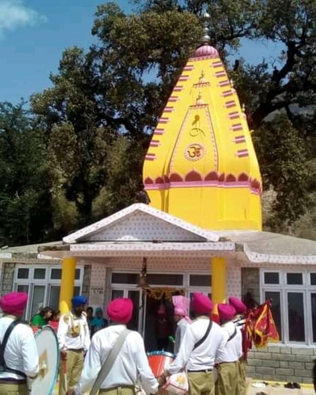 indrunaag-temple
