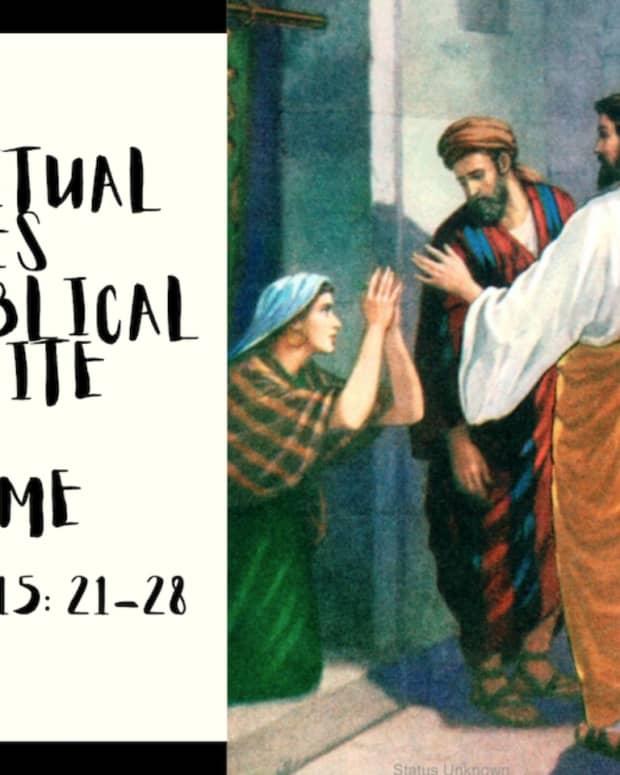 7-spiritual-hurdles-the-biblical-canaanite-woman-encountered