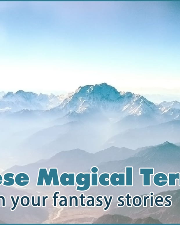chinese-magical-terms-writing-fantasy-stories